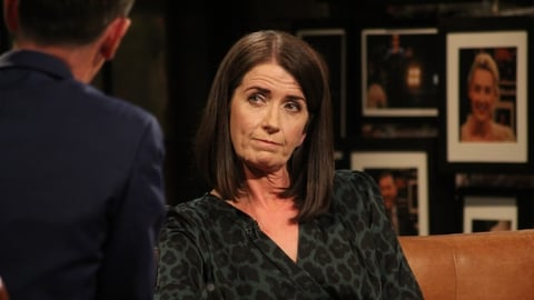 Martina Cox | The Late Late Show