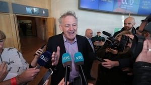 Peter Casey said he thought there had been a breath of fresh air coming through Irish politics