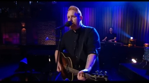 Gavin James performs 'Always' on The Late Late Show