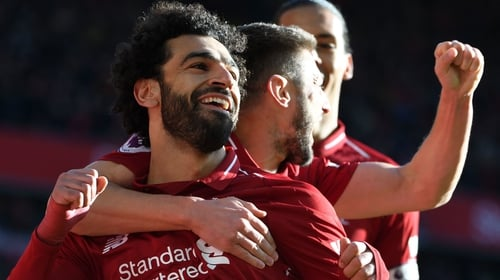 Mo Salah is fit to face Wolves at Anfield.
