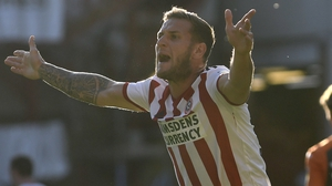Billy Sharp banged in a hat-trick for Sheffield United