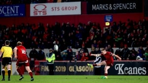 Rory Scannell's long-range penalty that sealed a one-point win over Glasgow Warriors