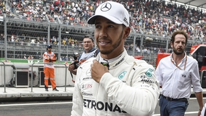 Lewis Hamilton's £40m-a-year deal with Mercedes expires at the end of next year
