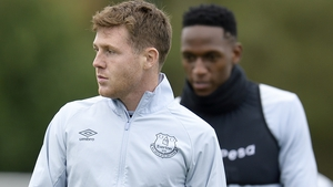 James McCarthy is on the comeback trail