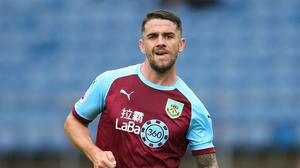 Robbie Brady has been named in the Burnley team which faces Chelsea in Turf Moor
