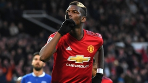 Paul Pogba insists he is happy with his return to Old Trafford