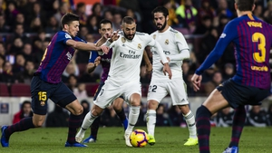 Real Madrid and Barcelona will meet in the Copa del Rey semi-final