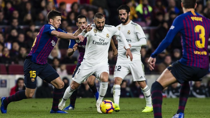 Barcelona and Real Madrid to meet in Copa del Rey