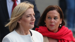 Mary Lou McDonald said that the party's candidate Liadh Ní Riada had not polled as well as she would have liked
