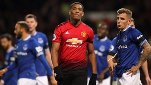 Anthony Martial was the man of the moment