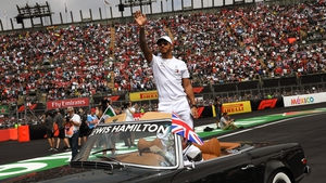Lewis Hamilton secured his fifth F1 title and his fourth in five years at the Mexican Grand Prix