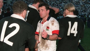 Will Carling at the 1995 World Cup