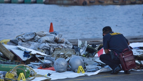 189 people died when the Lion Air jet crashed last October