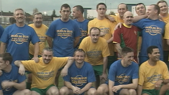 Dublin Bus Charity GAA Match (2003)