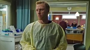 Kevin McKidd as Dr Owen Hunt in Grey's Anatomy