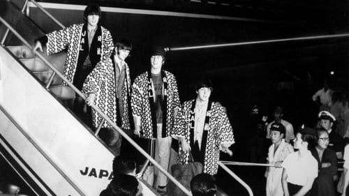 The Beatles toured Japan in the summer of 1966