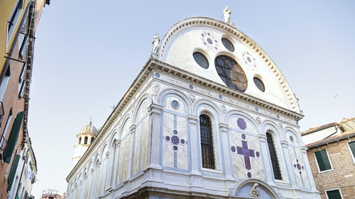 Venice frequently floods, but many precious buildings are vulnerable.