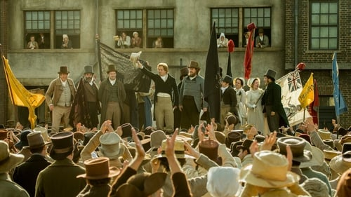 Peterloo is Mike Leigh's most epic film