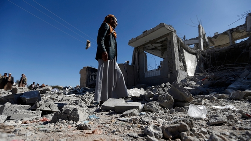 Air strikes have been the leading cause of war-related deaths in Yemen