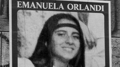 Emanuela Orlandi disappeared in Rome in 1983 aged 15
