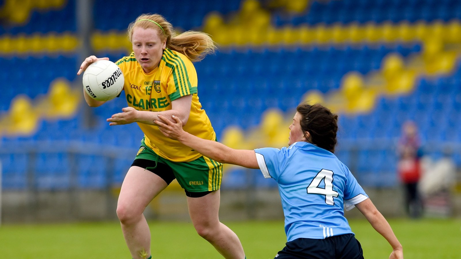 Image - Barrett in action for Donegal in 2016