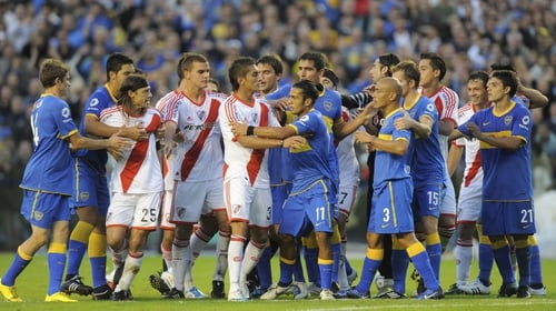 Copa Libertadores final: Boca Juniors set up historic Superclasico with River Plate