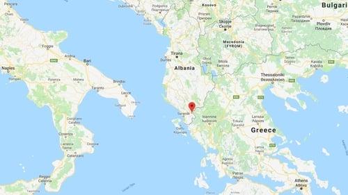 The man, a dual citizen of ethnic Greek origin, was killed by police in a shootout in the village of Bularat (Pic: Google Maps)