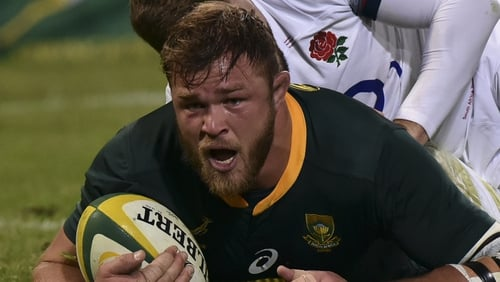 Duane Vermeulen returns after missing the Rugby Championship while on club duty
