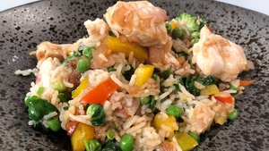 Eunice Power's Chicken Stir-Fry