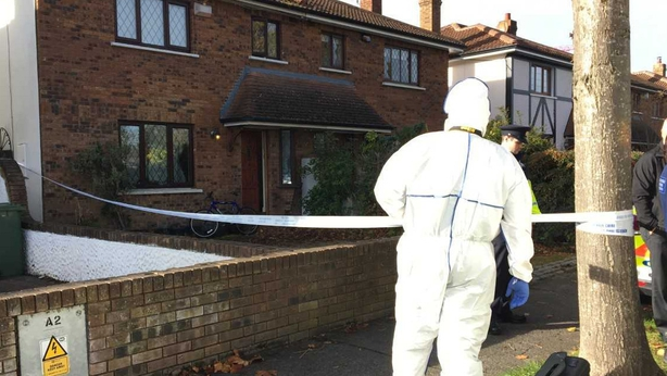Woman charged with murder of man at house in Foxrock
