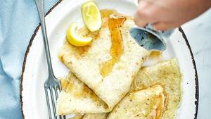 Lucy Watson's Vegan Pancakes