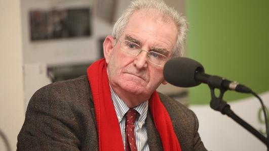 An tOllamh Emeritus Gearóid Ó Tuathaigh.