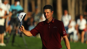 Justin Rose leads the Turkish Open at the halfway mark