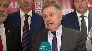 Brendan Howlin said he believes a general election will be held before next May