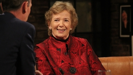 Mary Robinson | The Late Late Show
