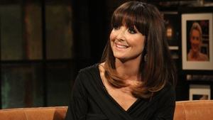 Jennifer Zamparelli on The Late Late Show