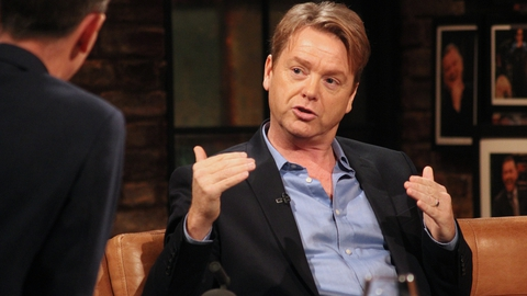 David McWilliams | The Late Late Show