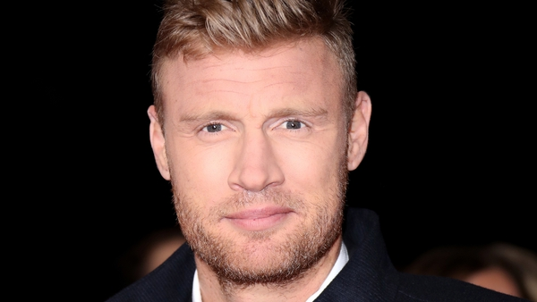 "Andrew Flintoff: ""It was a very similar emotion. Even in some ways more... I was happier!"""