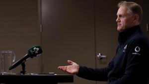 Joe Schmidt has led Ireland to unprecedented success