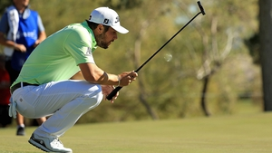Peter Uihlein is two clear of the field