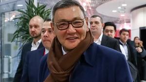 Gafur Rahimov has stepped down as AIBA boss