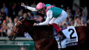 Enable will be back on the track next season