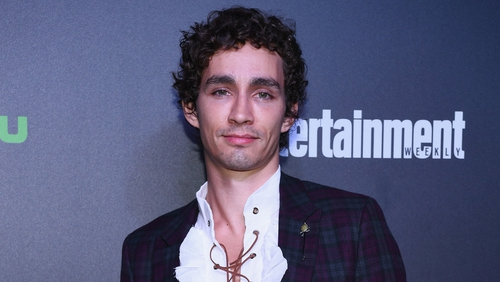 "Robert Sheehan: ""I think you should do these things only for the craic and for a laugh."""