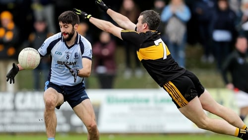 Moyle Rovers proved no match for Dr Crokes