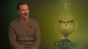 Benedict Cumberbatch sits down with RTÉ Entertainment's Sinead Brennan