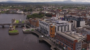 Five Georgian properties in Limerick city centre have been selected to become a test bed