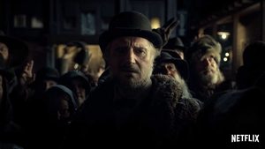 Liam Neeson in The Ballad of Buster Scruggs