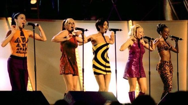 Spice Girls (Fiona Hanson/PA)