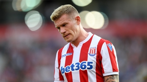 James McClean has been warned by the Football Association over his language