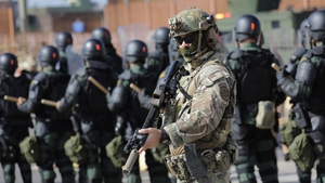 US is sending around 7,000 troops to the Mexican border
